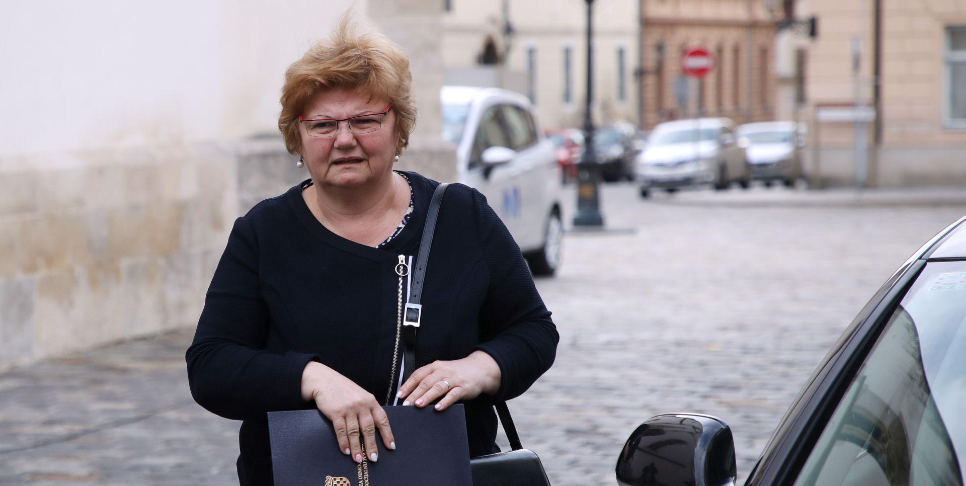 Murganić najavila izmjene zakona o dječjem doplatku