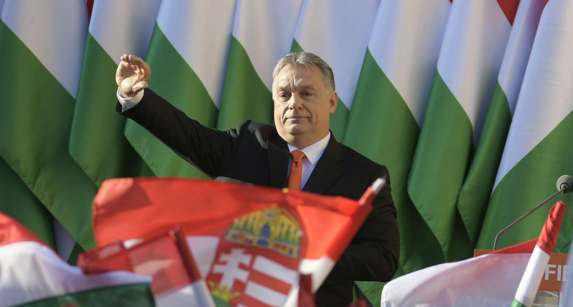 Viktor Orban proglasio povijesnu pobjedu