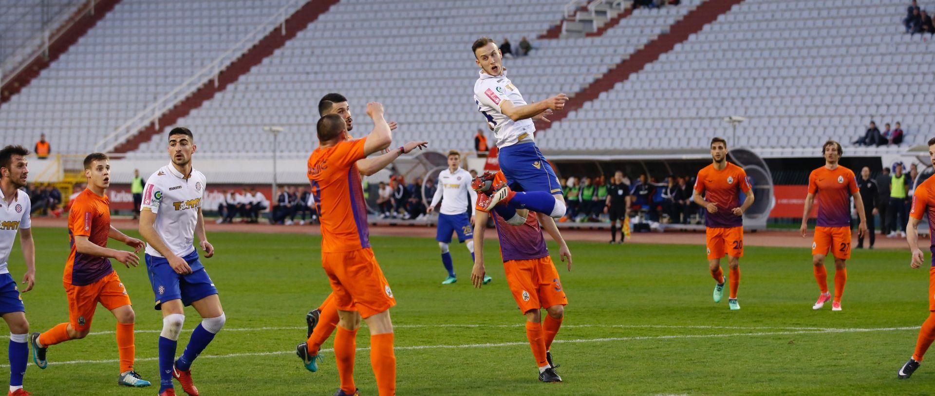 Zbog 'naopake' zastave HNS-a Hajduku kazna od 90 tisuća kuna