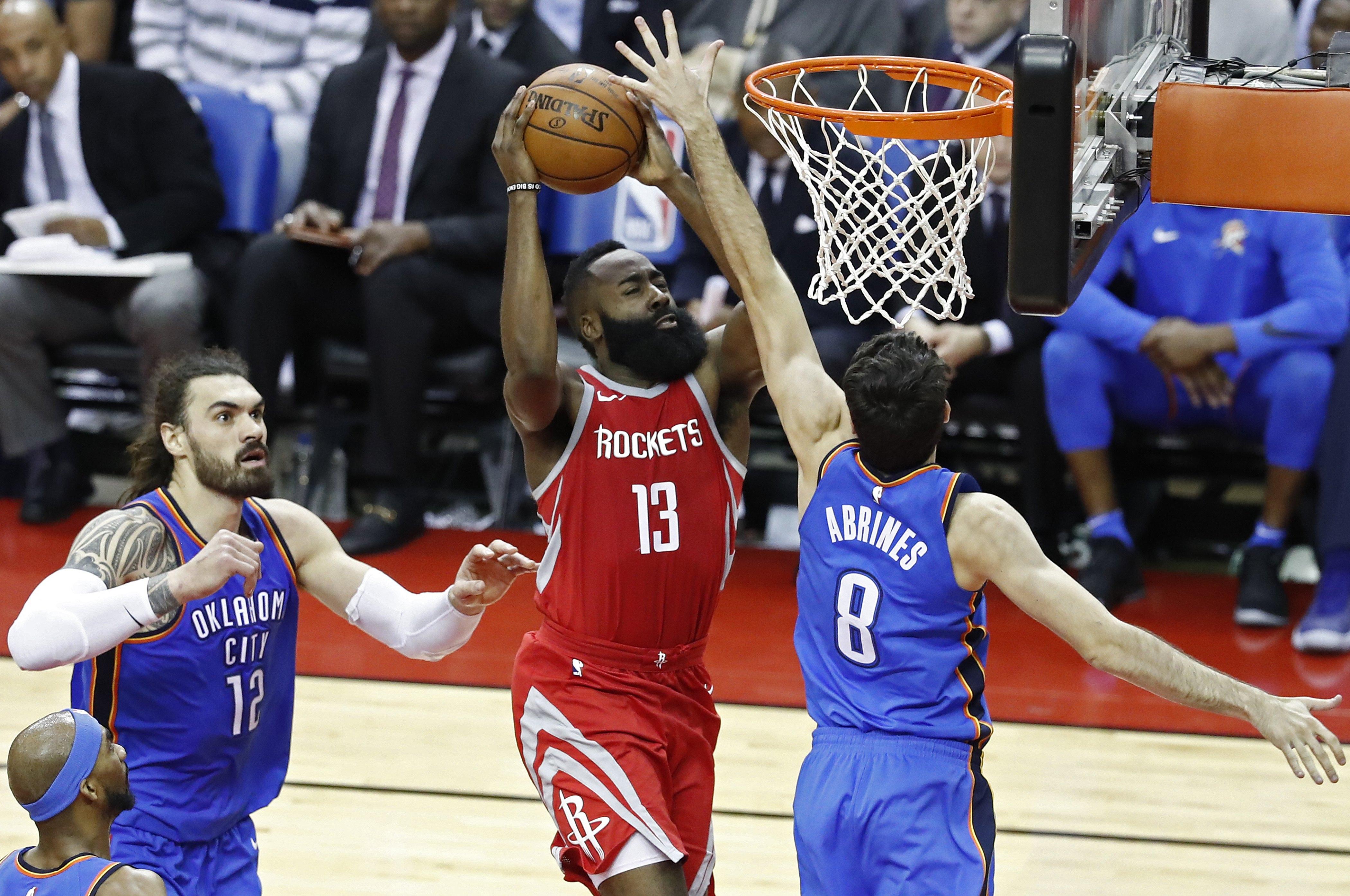 NBA Harden najbolji igrač sezone