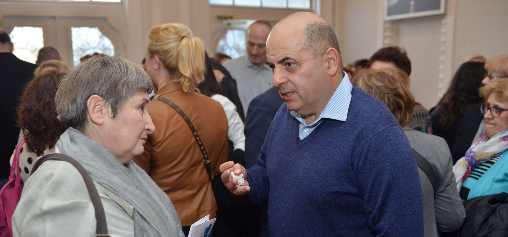 'Izjava predsjednice o Jasenovcu je besmislena'