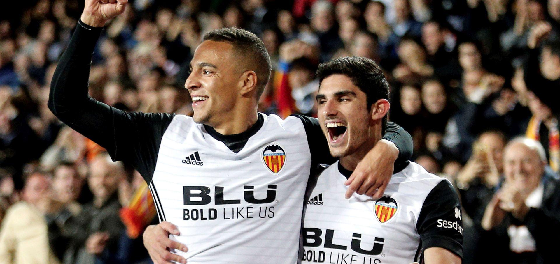 Valencia 'gurnula' Real Madrid na četvrto mjesto