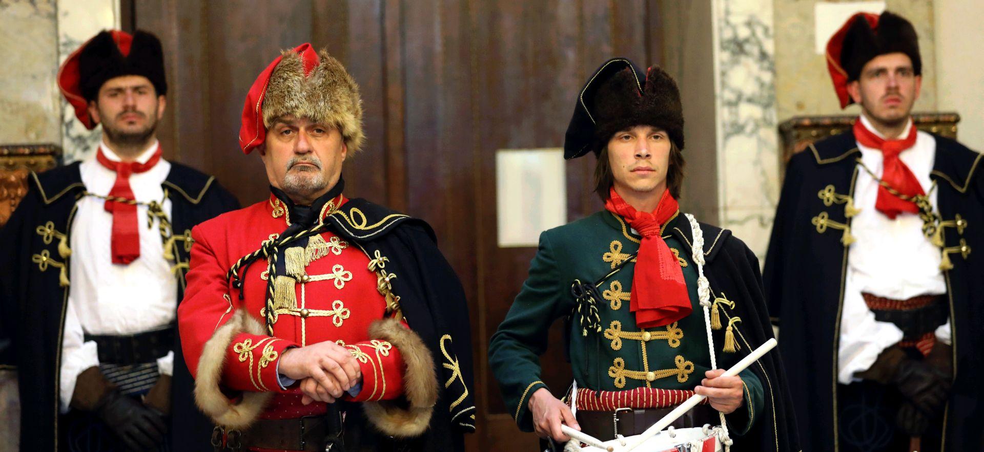 """Otvorena izložba """"Tko su bili ti strašni Hrvati?"""""""