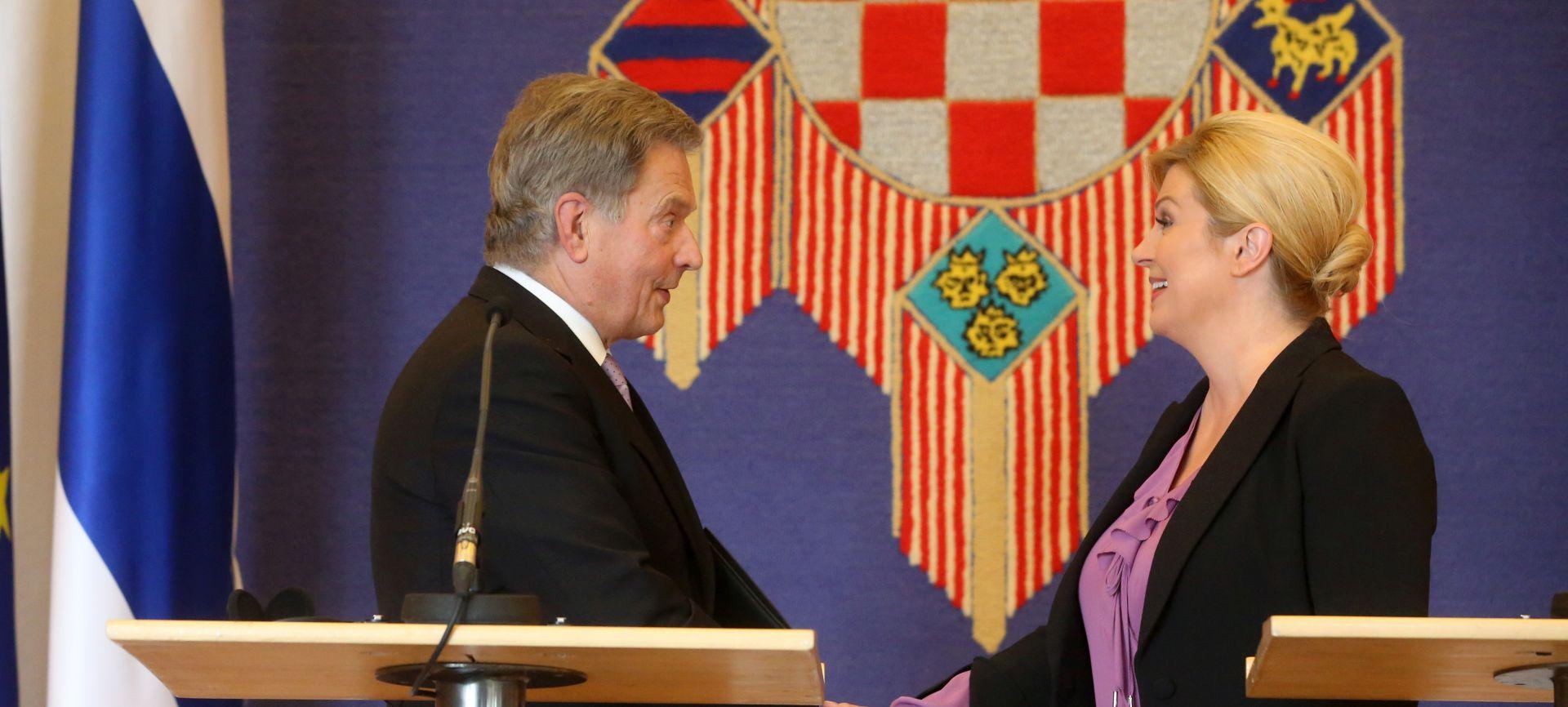 'Finska je zemlja partner i računamo na intenzivniju suradnju u EU-u'