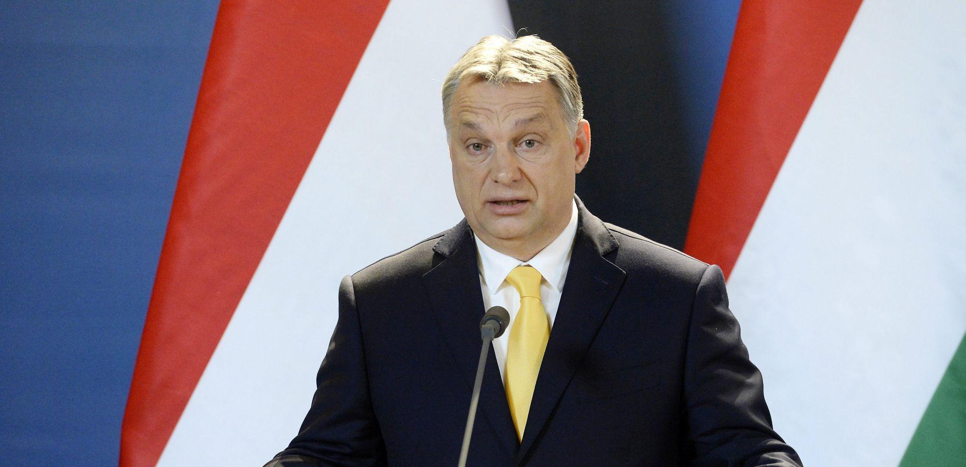 SLOVENIJA Orban i Weber govorili o opasnosti od imigranata
