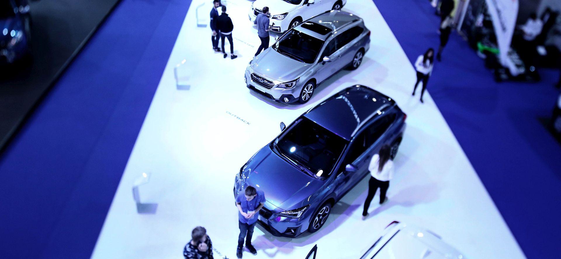 Zagreb Auto Show privukao više od 142 tisuće posjetitelja
