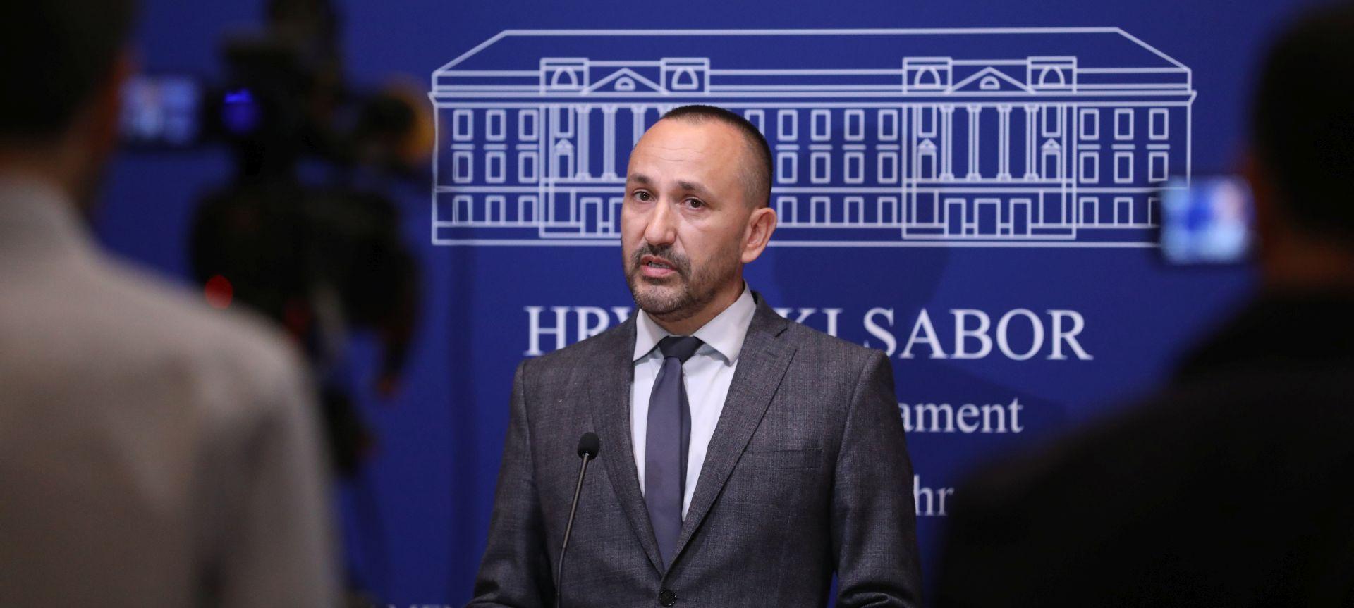Hrast napušta koaliciju, neće podržati Dalić