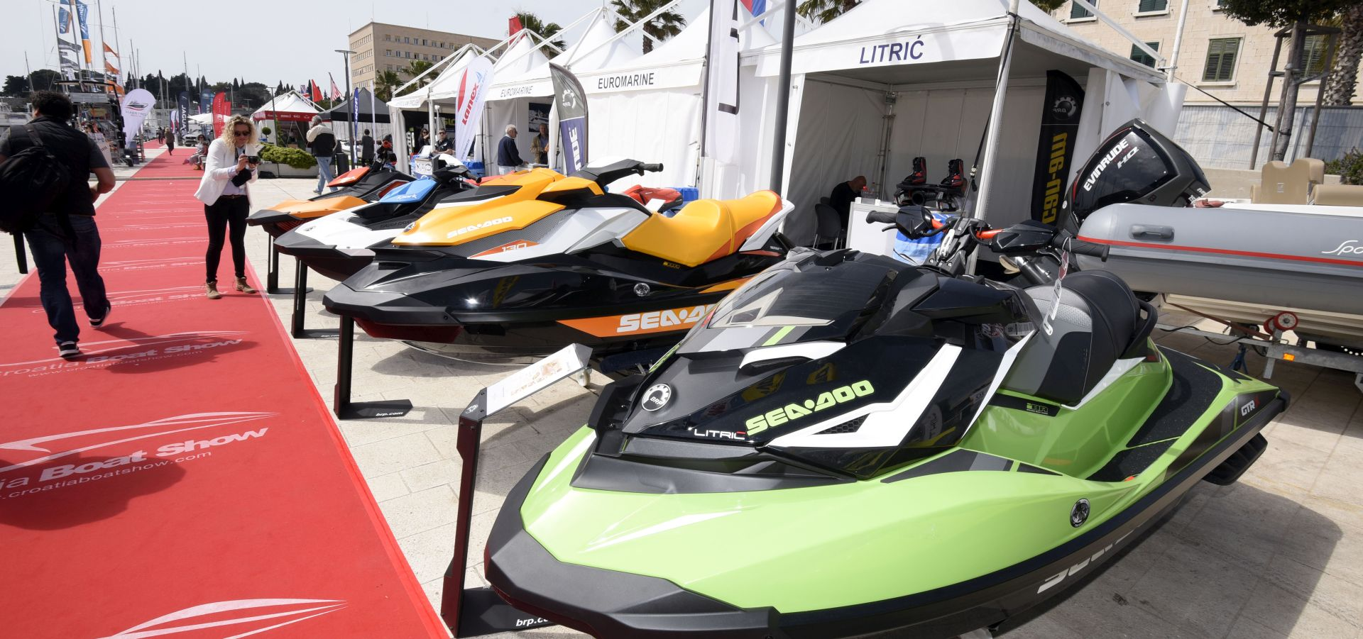 Otvoren Croatia Boat Show