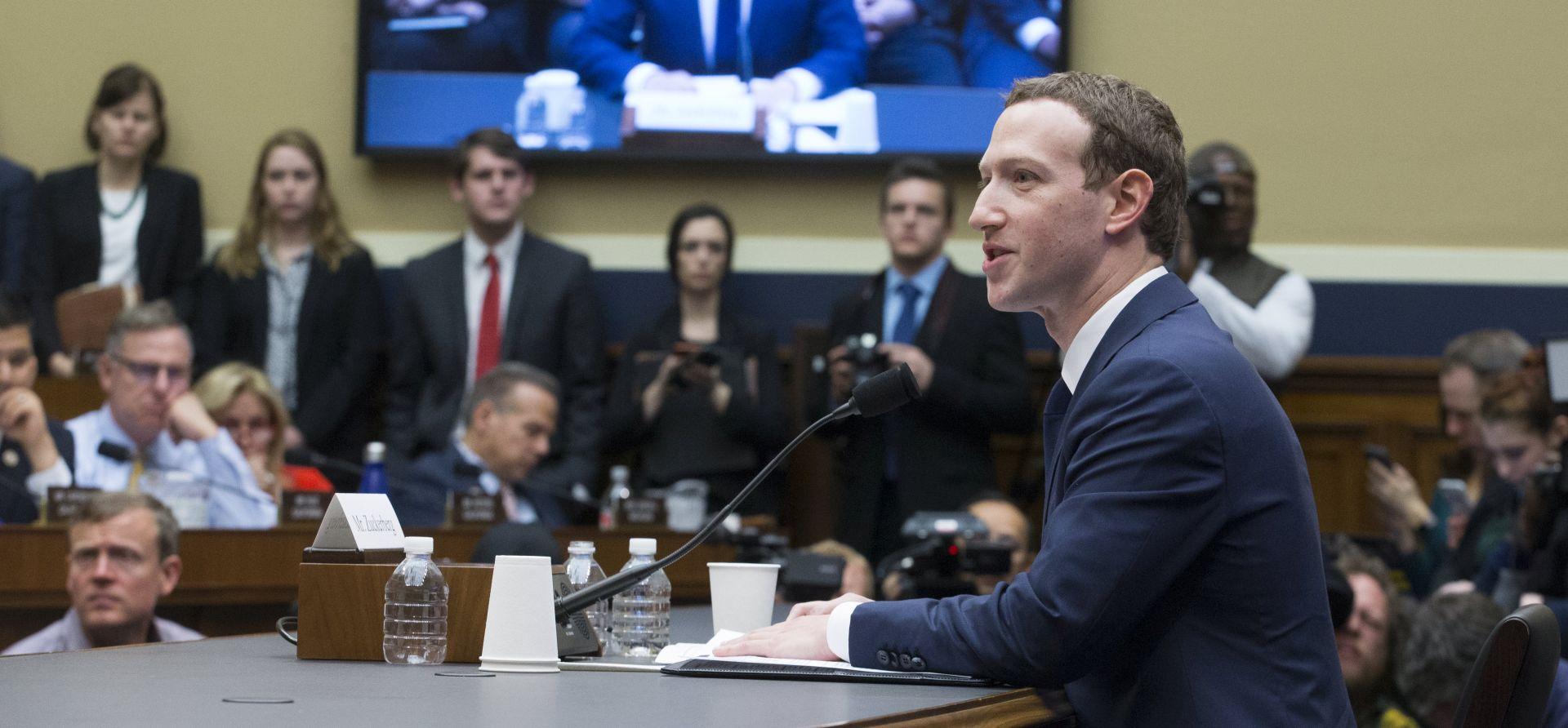 Zuckerberg večeras uživo pred Europskim parlamentom i javnosti