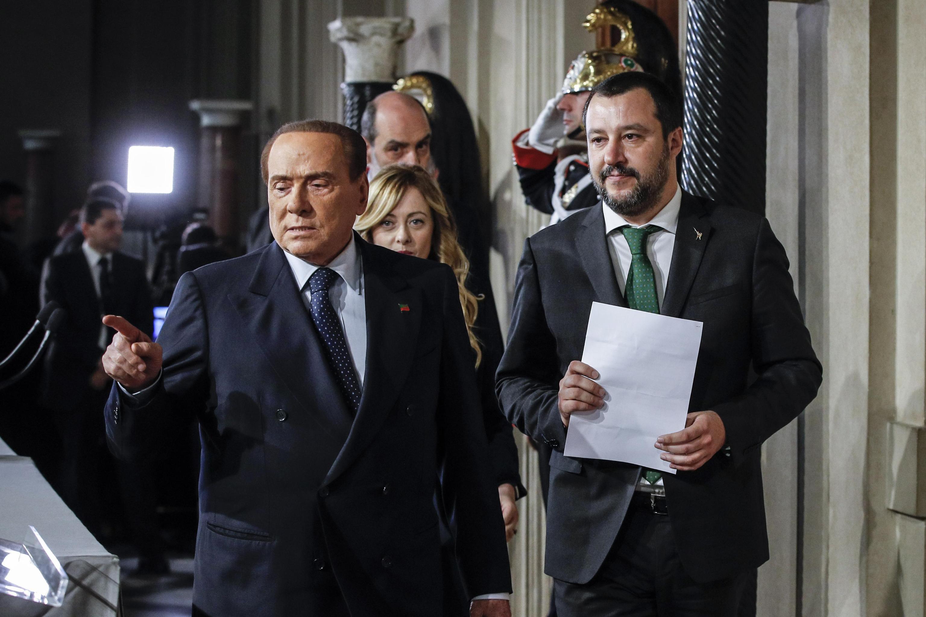 """BERLUSCONI """"Pokret 5 zvijezda opasnost je za Italiju"""""""