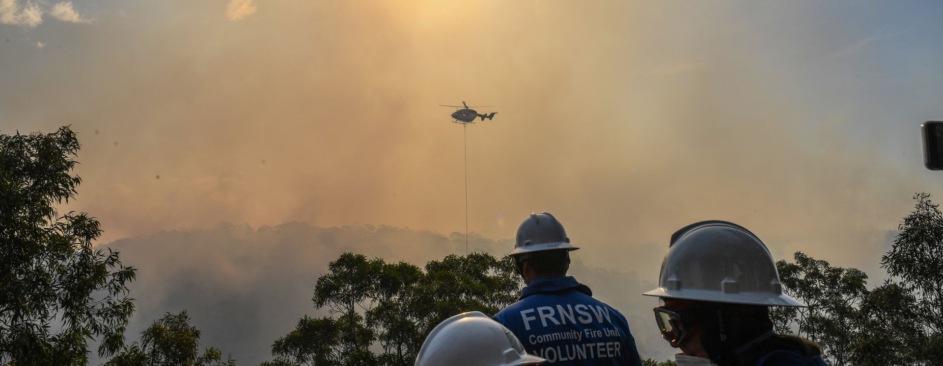 Šumski požar bjesni nedaleko od Sydneyja