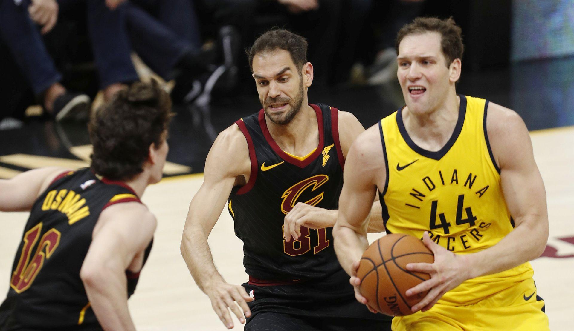 NBA PLAYOFF Cleveland izjednačio, skroman učinak Bogdanovića