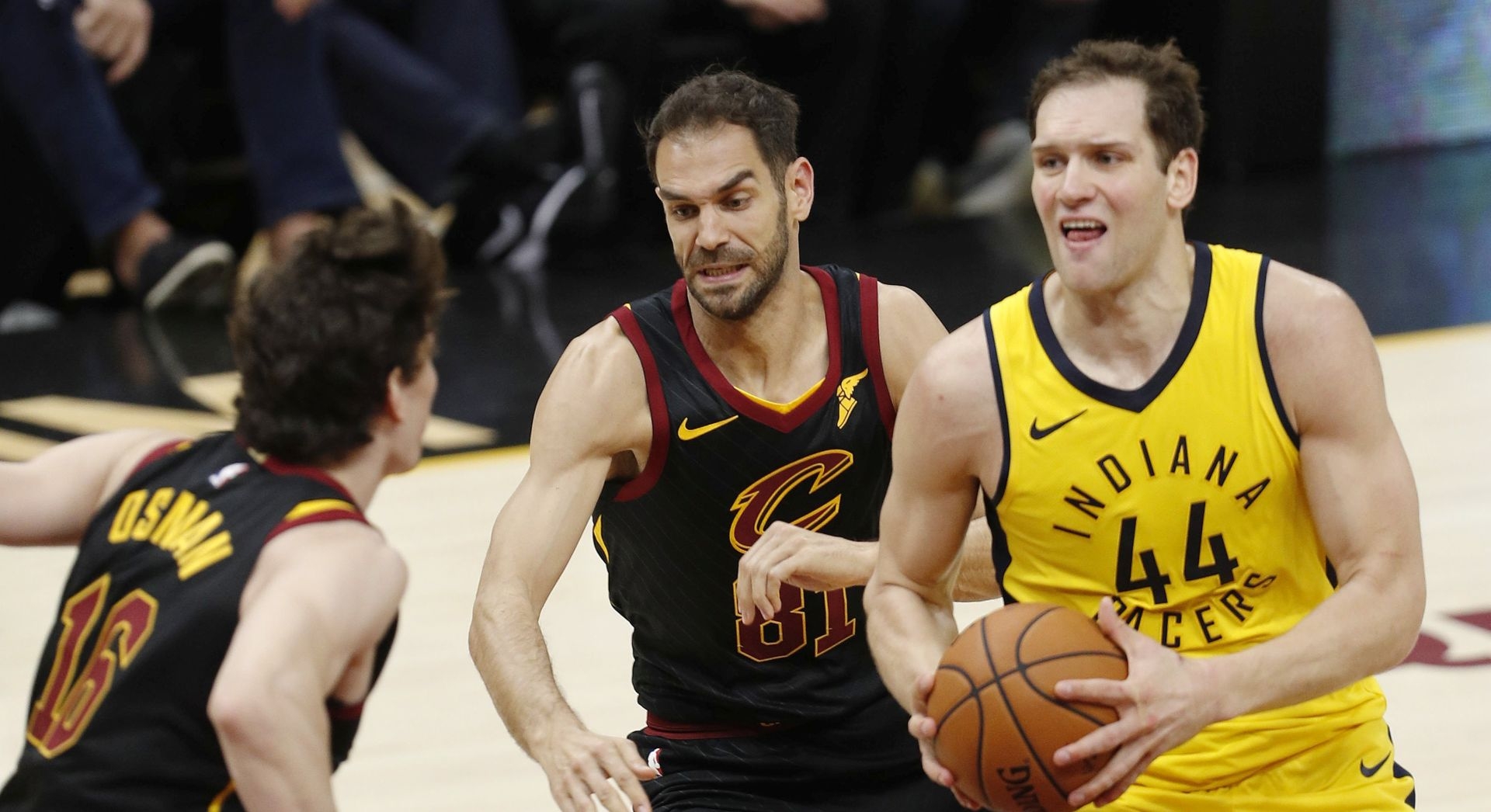 NBA PLAYOFF Indiana povela protiv Clevelanda, Bogdanović zabio 15
