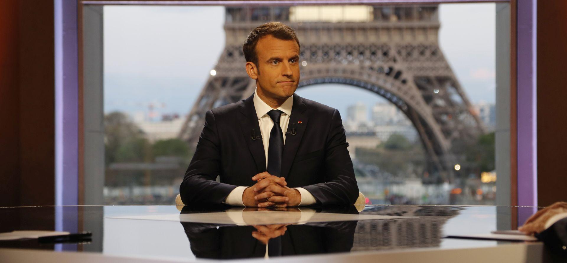 """Macron najavio """"pravila i okvire"""" za islam u Francuskoj"""