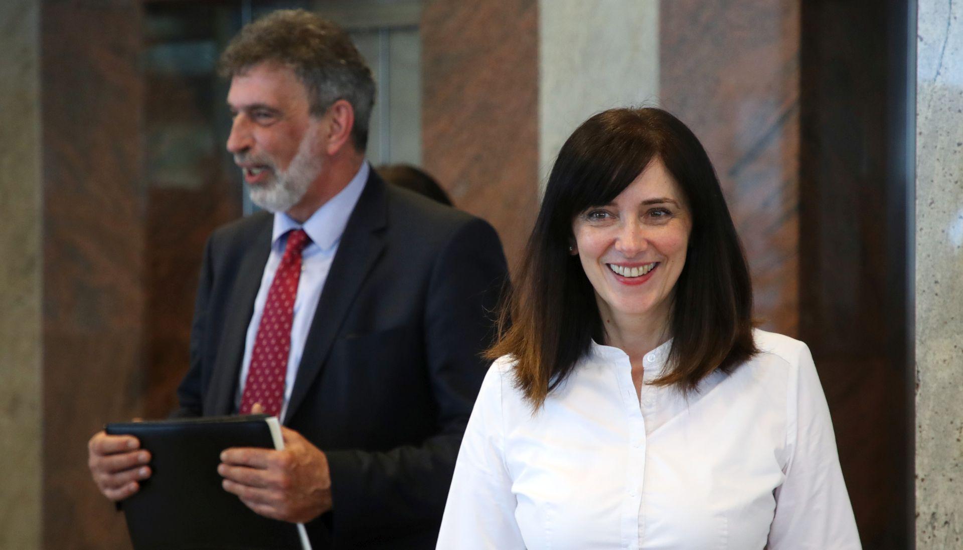 'Niti ministrica može meni nešto narediti, niti ja njoj'