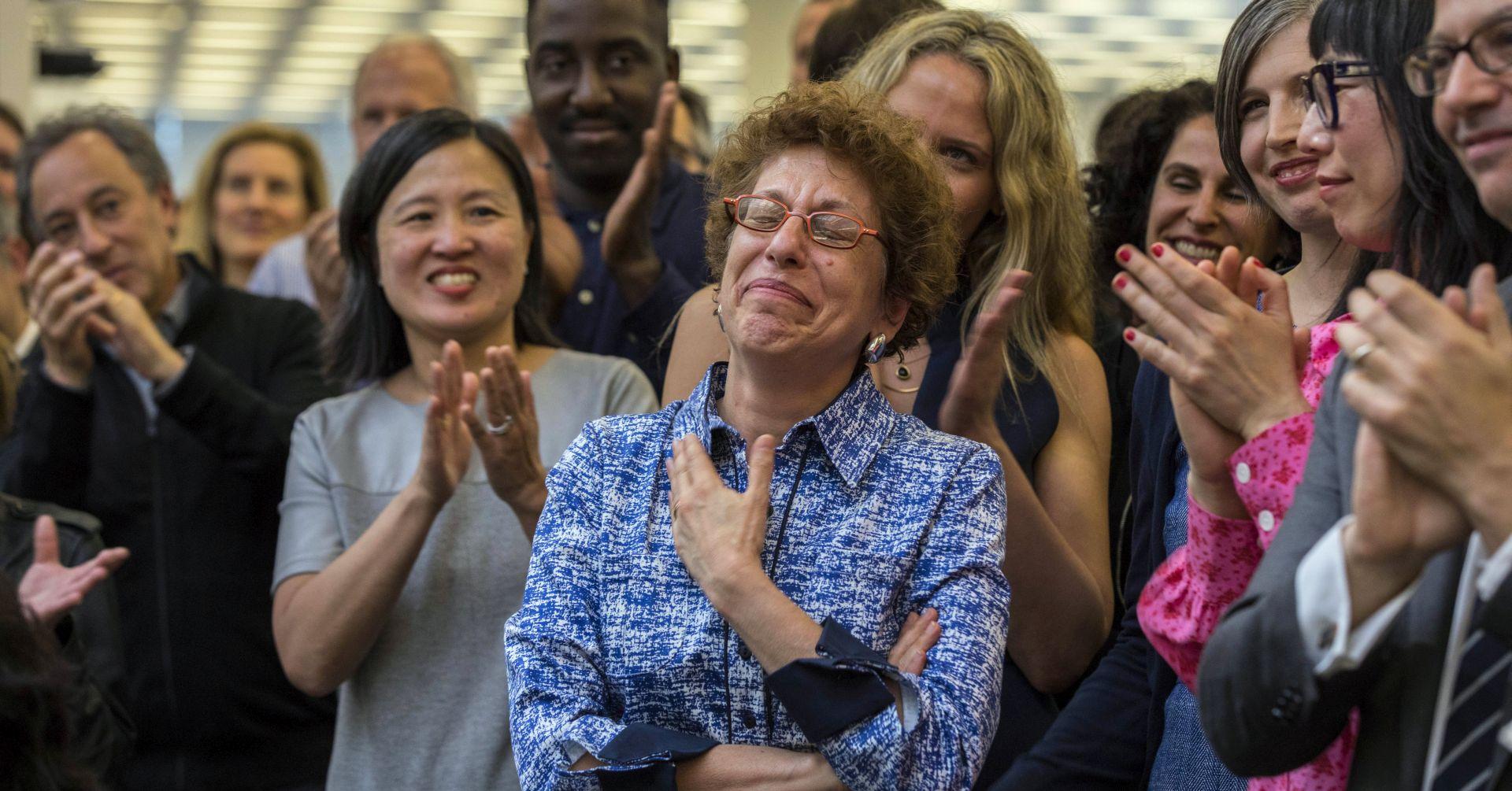 Pulitzer medijima koji su razotkrili aferu Weinstein