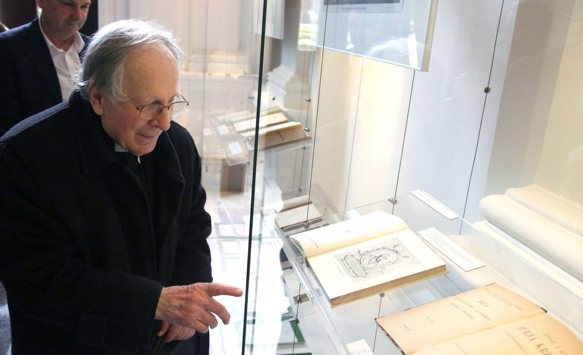 U Gradskoj knjižnici izložba posvećena Jurju Križaniću