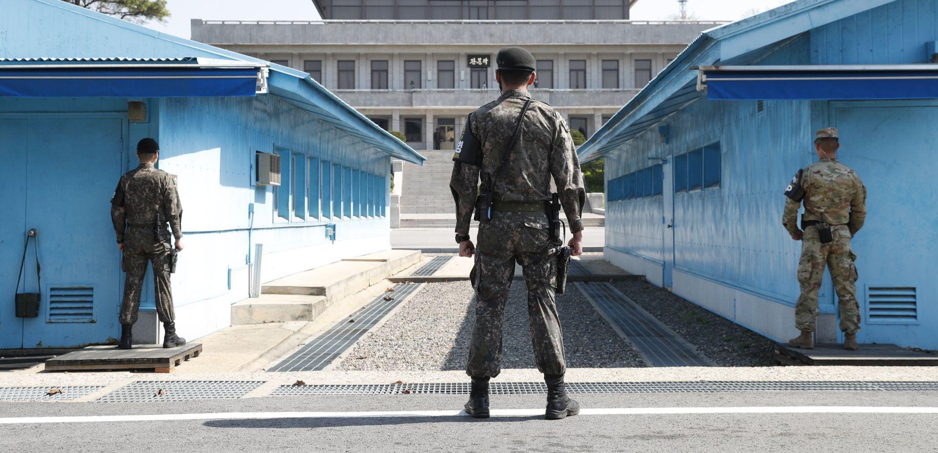 Moon će Kima dočekati na crti razgraničenja