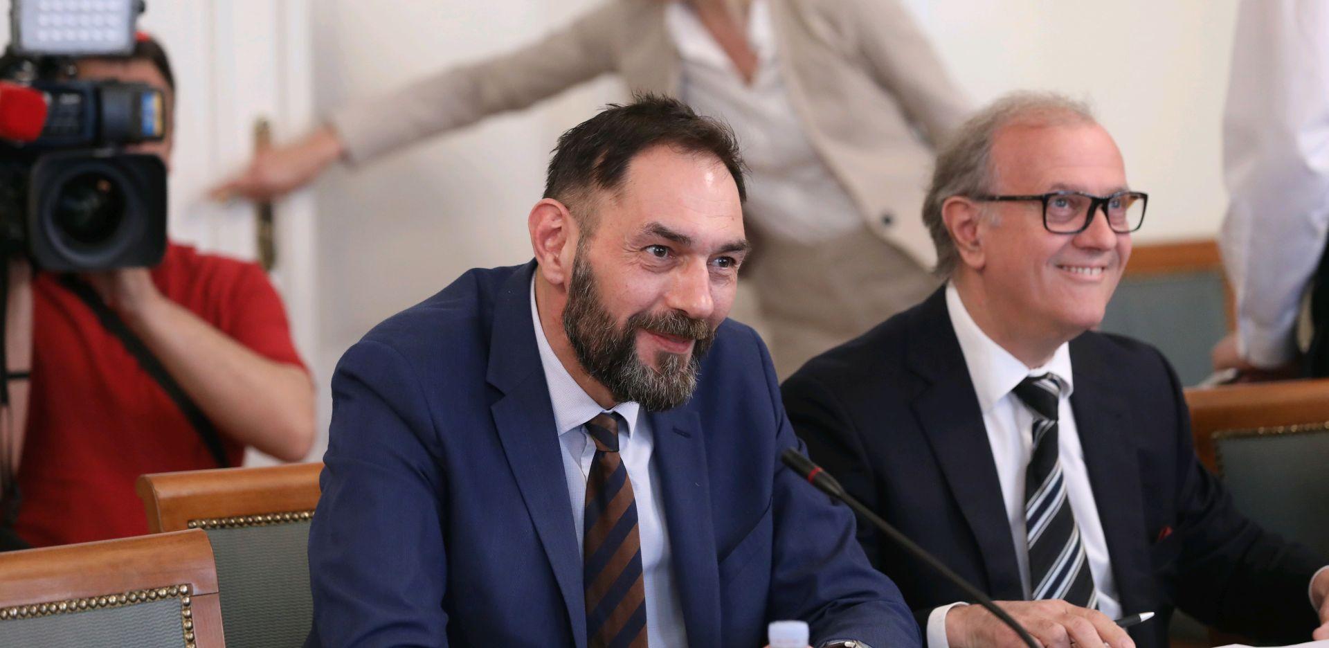 Odbor jednoglasno podržao Jelenića