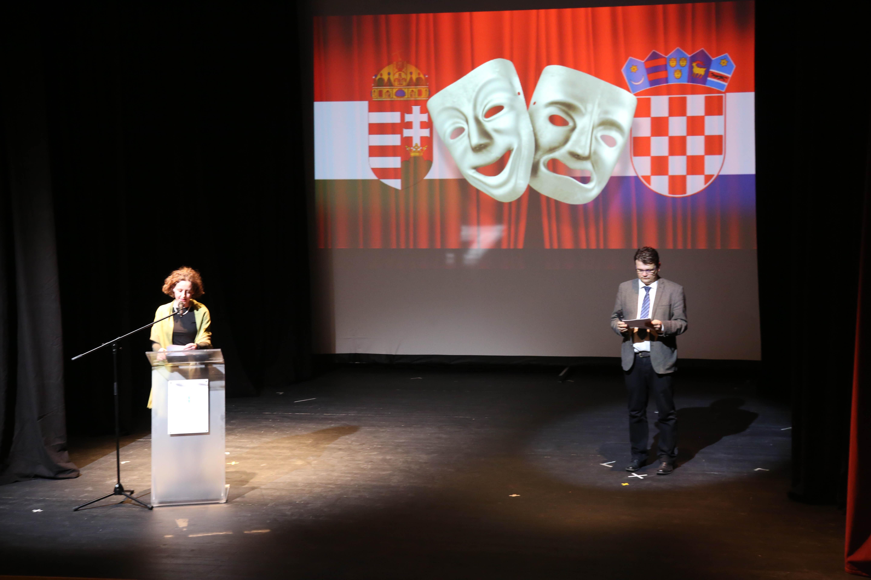 PEČUH Svečano otvoreno obnovljeno Hrvatsko kazalište