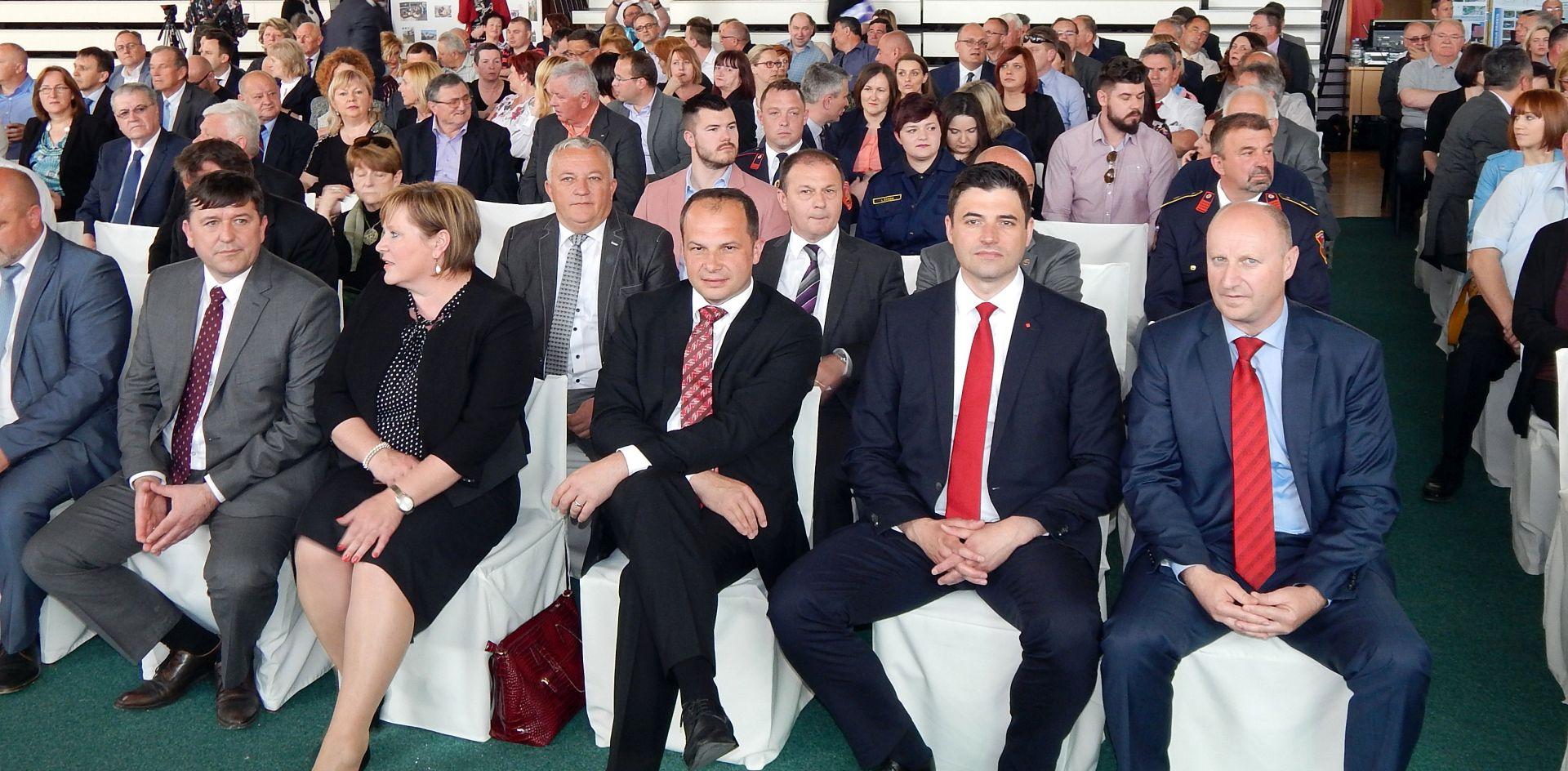 Krapinsko-zagorska županija proslavila 25. obljetnicu osnutka