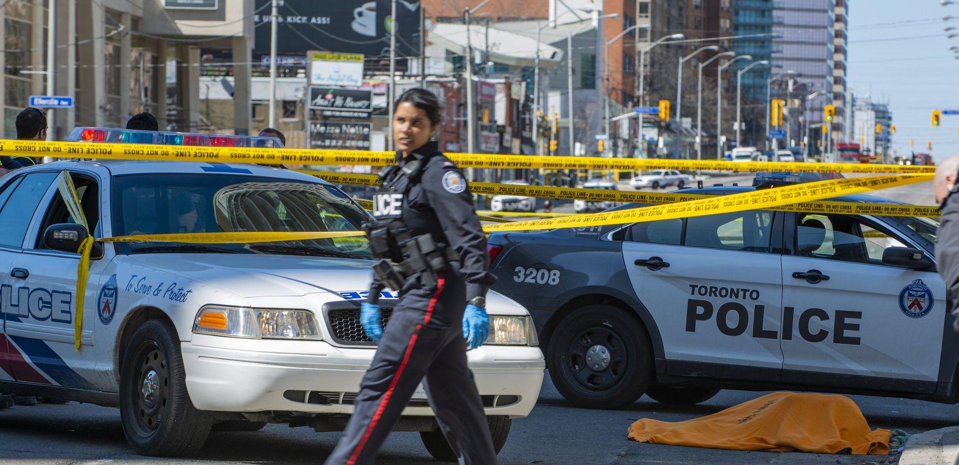 JOŠ SE NE ZNA MOTIV Policija identificirala napadača iz Toronta