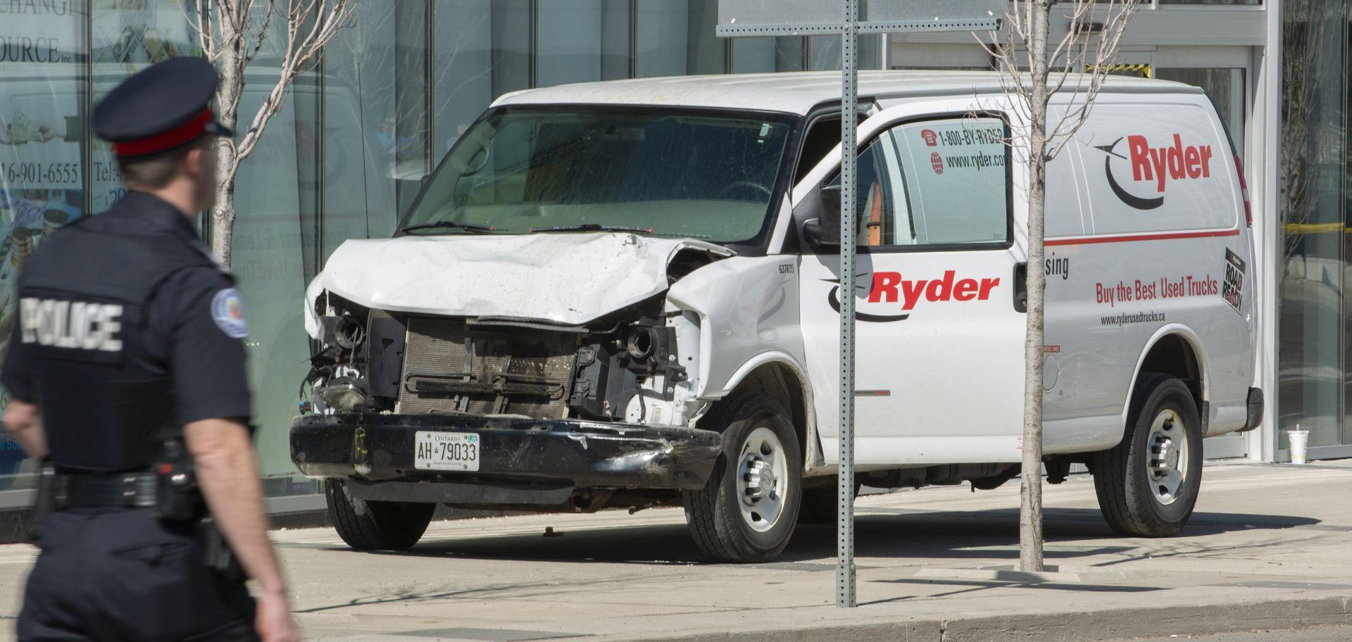 Identificiran napadač u Torontu, motiv napada još nepoznat