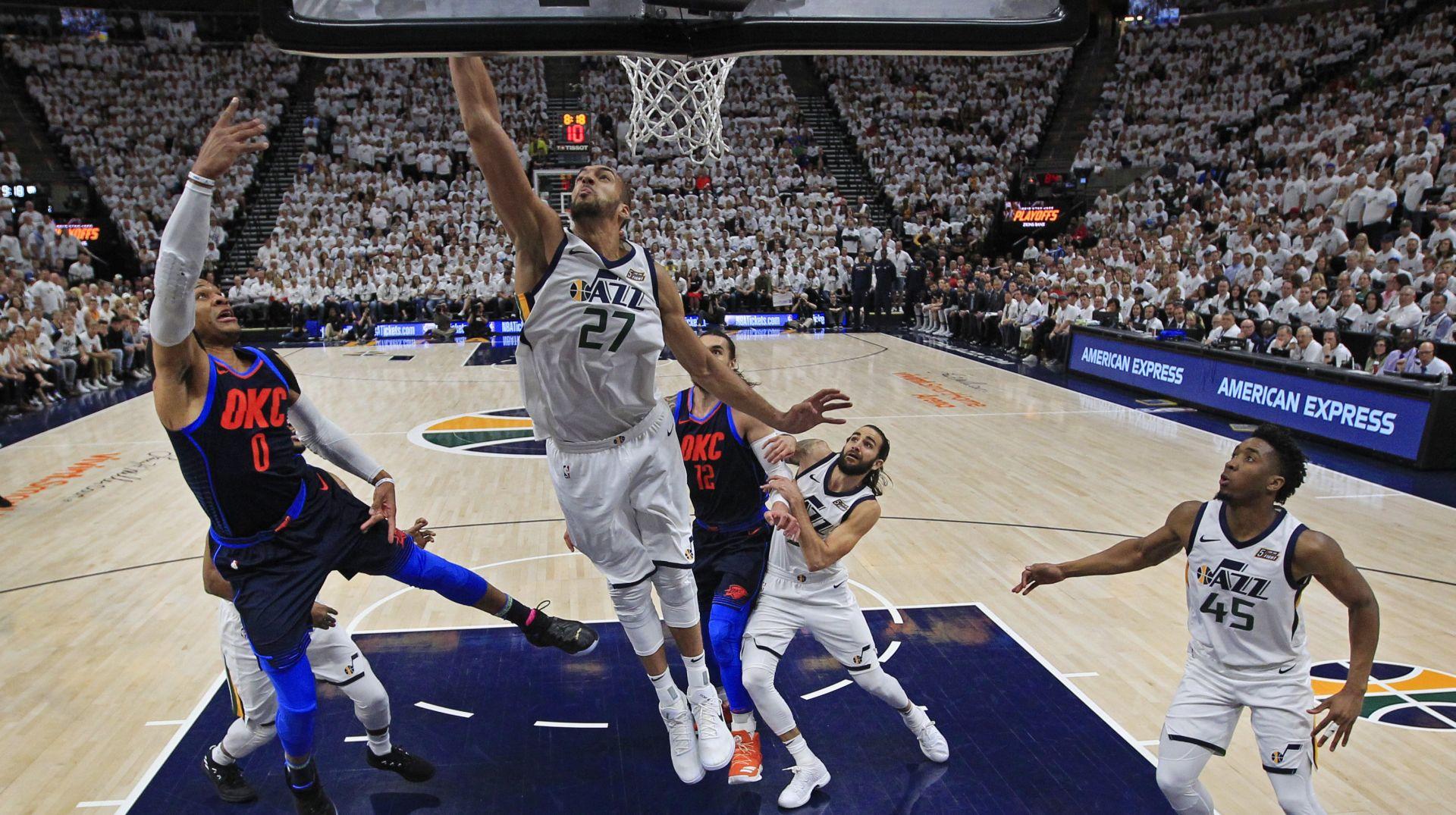 NBA Uvjerljive pobjede Rocketsa i Jazza