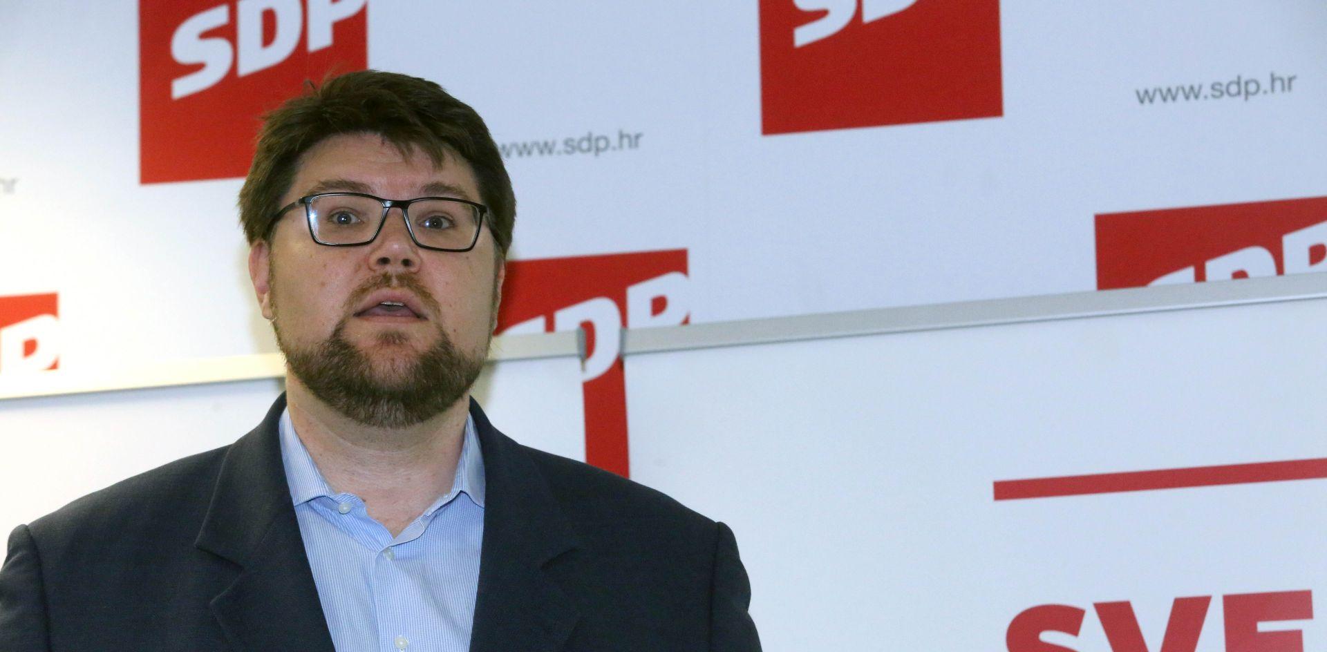 'Tražit ćemo da Sabor ukine pokroviteljstvo nad Bleiburgom'