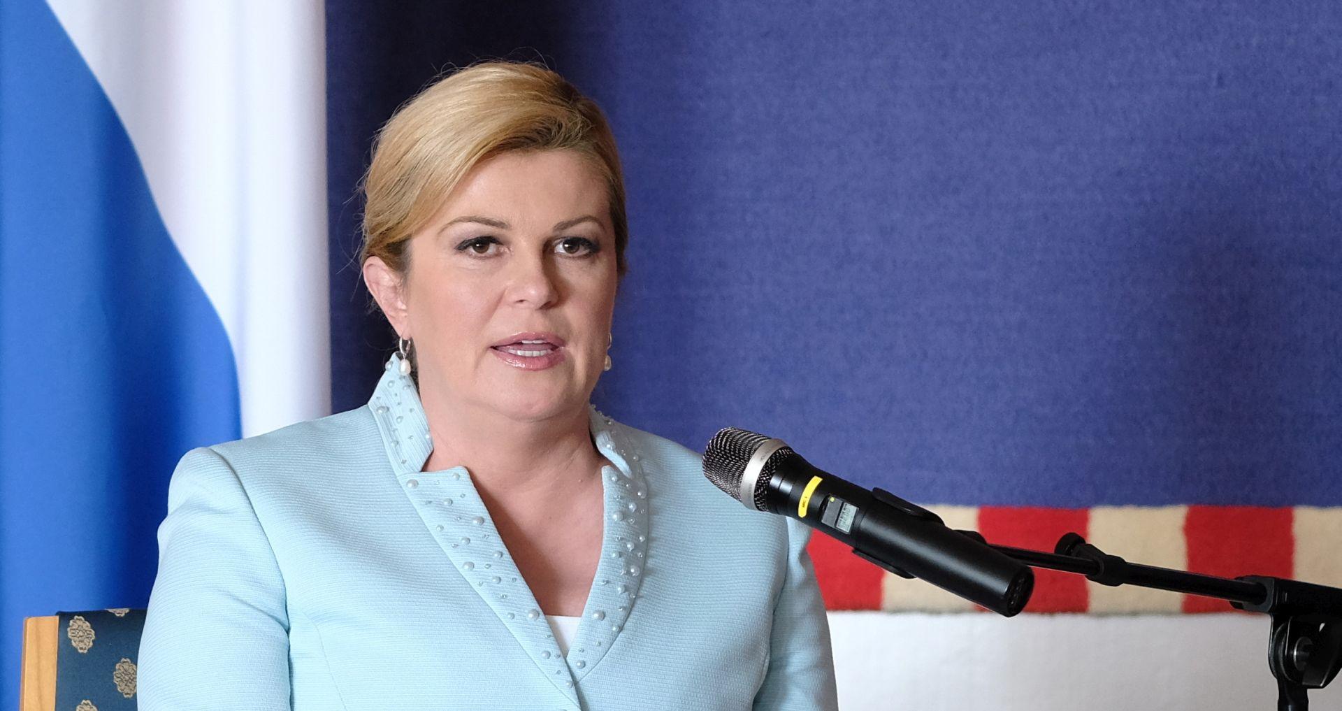 Predsjednica stigla u Mostar