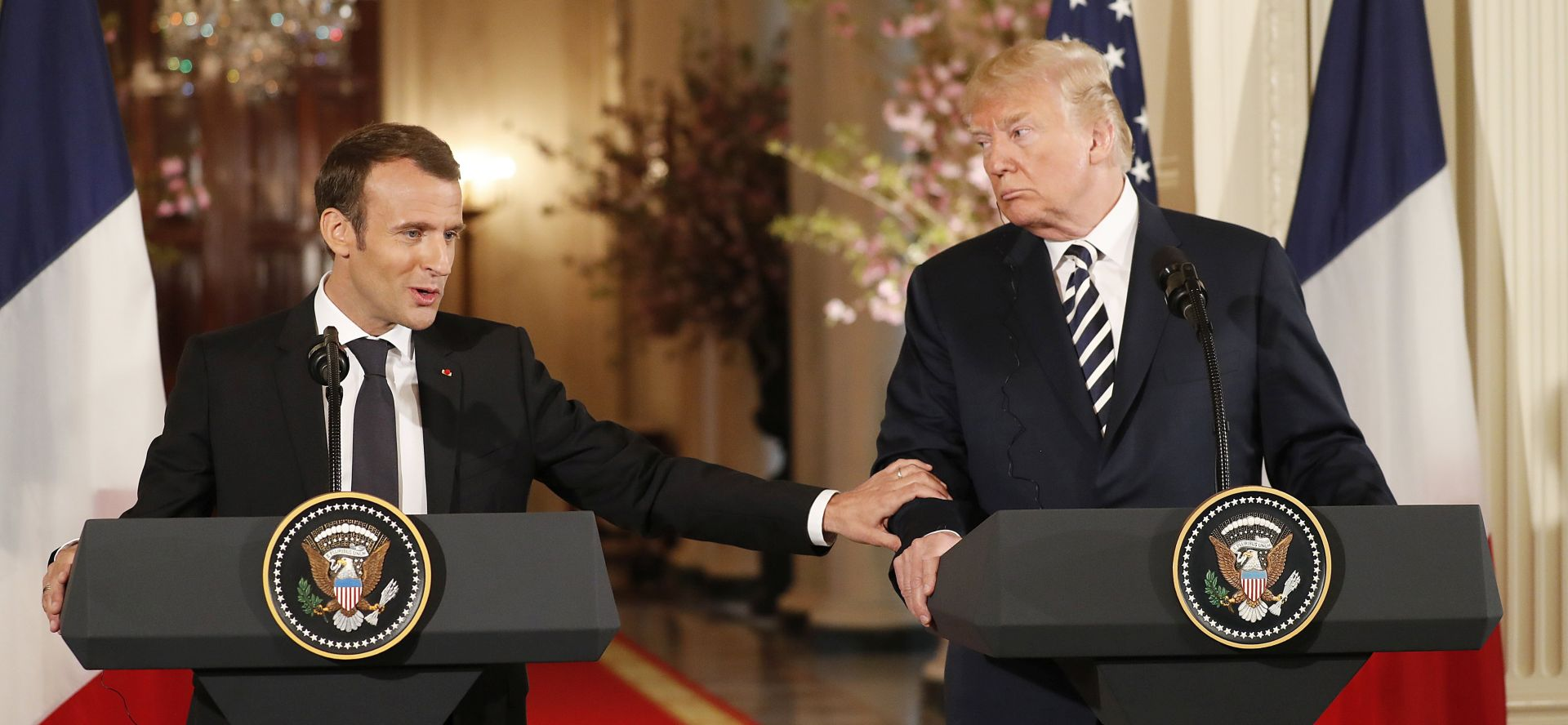 Macron predložio proširenje iranskog nuklearnog sporazuma