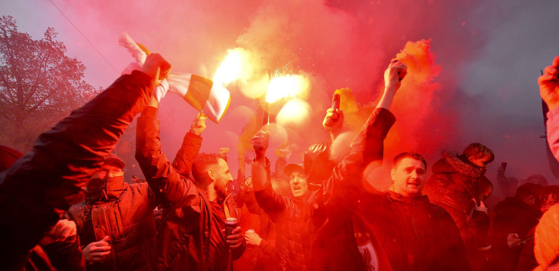 Navijač 'Redsa' u kritičnom stanju nakon napada Rominih navijača