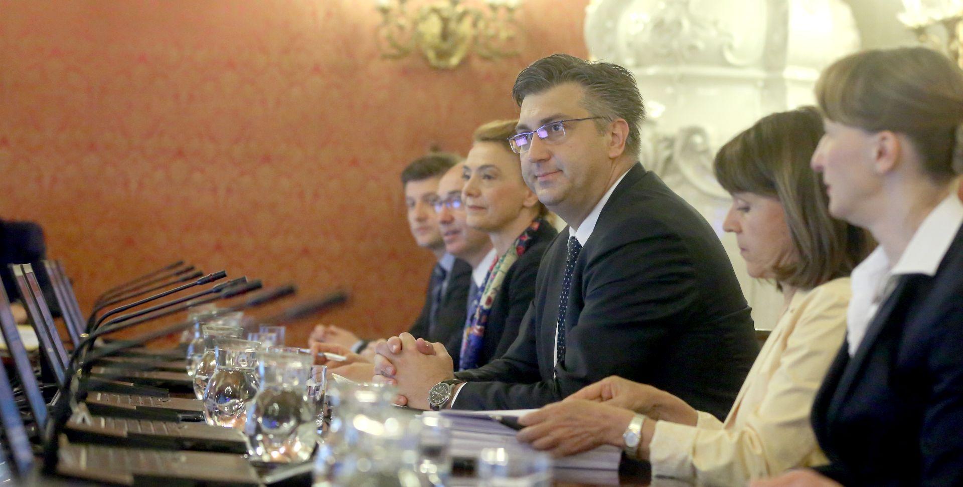 Vlada u Sabor uputila prijedlog Zakona o zdravstvenoj zaštiti
