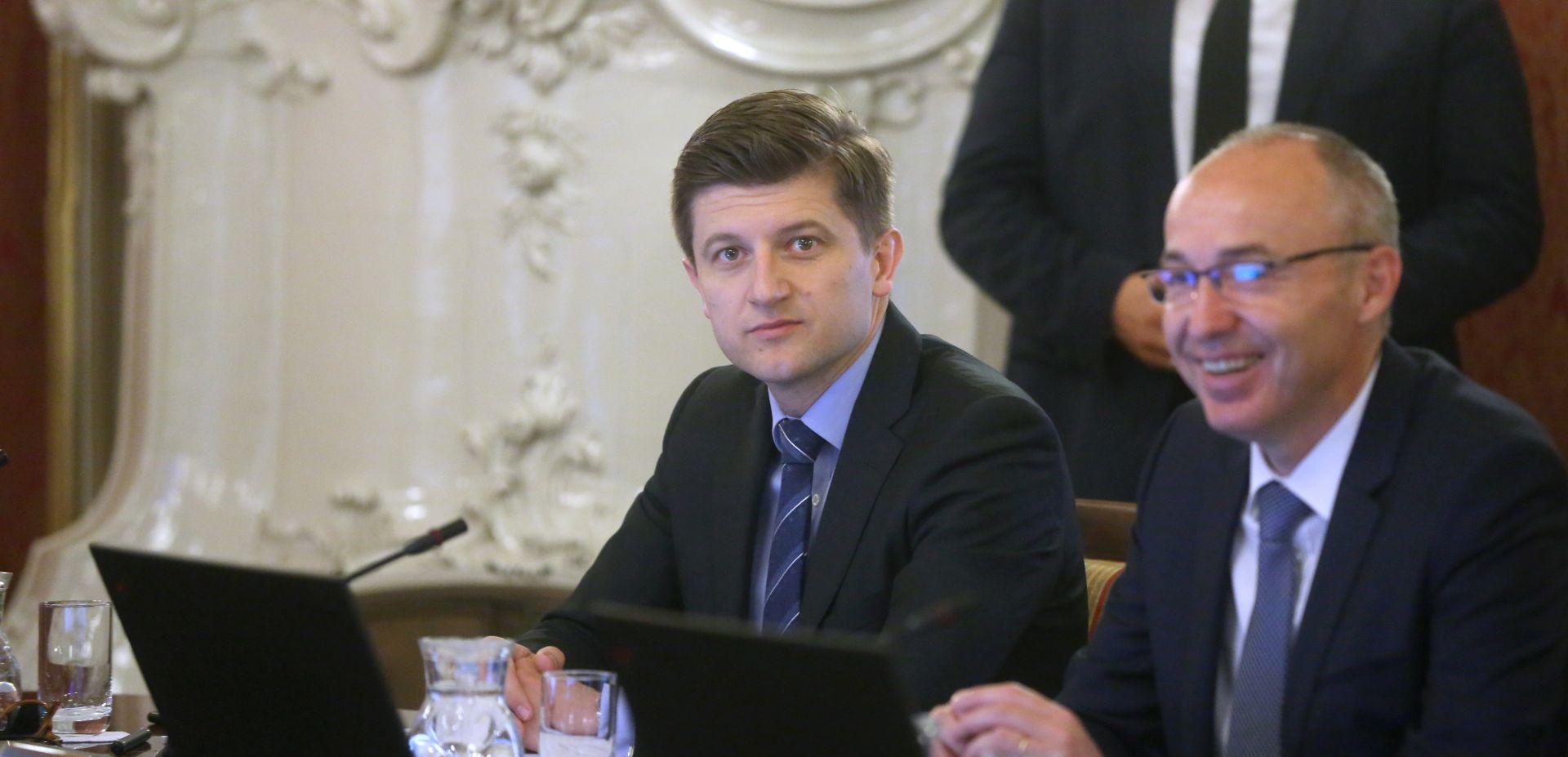 """MARIĆ """"Nastavljamo s kampanjom fiskalizacije"""""""
