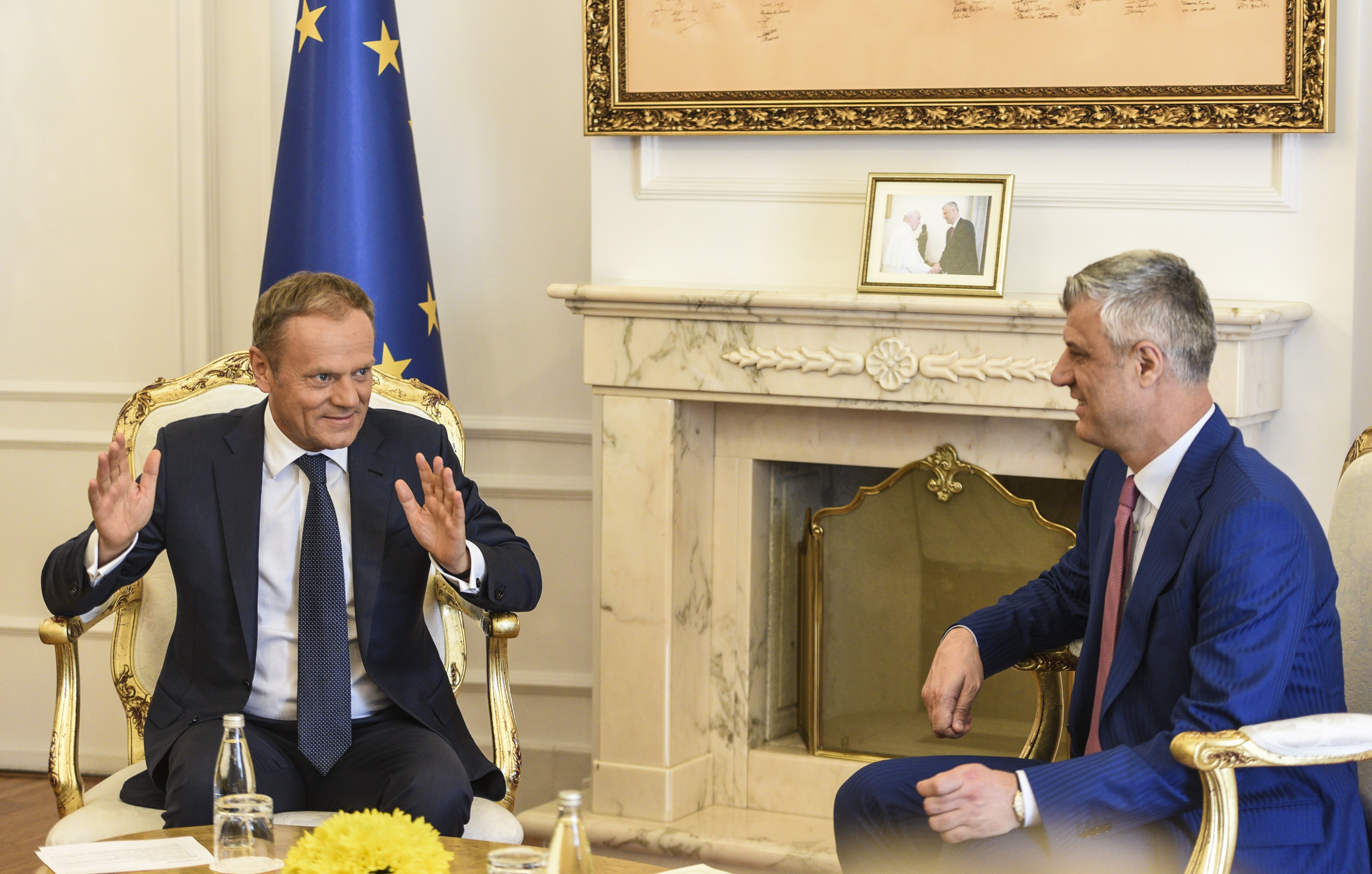 Tusk Kosovo pozvao da popravi odnose sa Srbijom