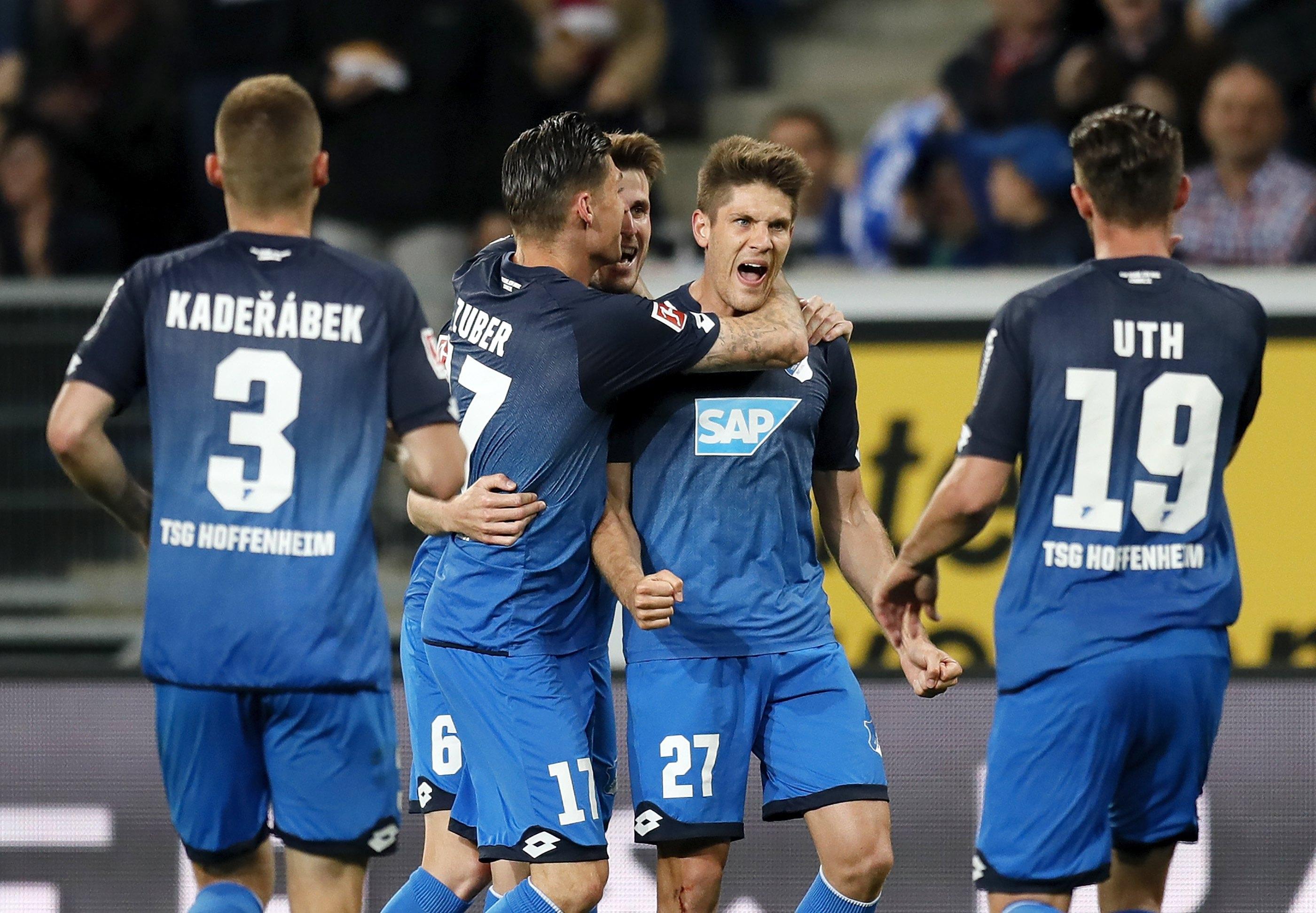 Tri gola Kramarića u pobjedi Hoffenheima
