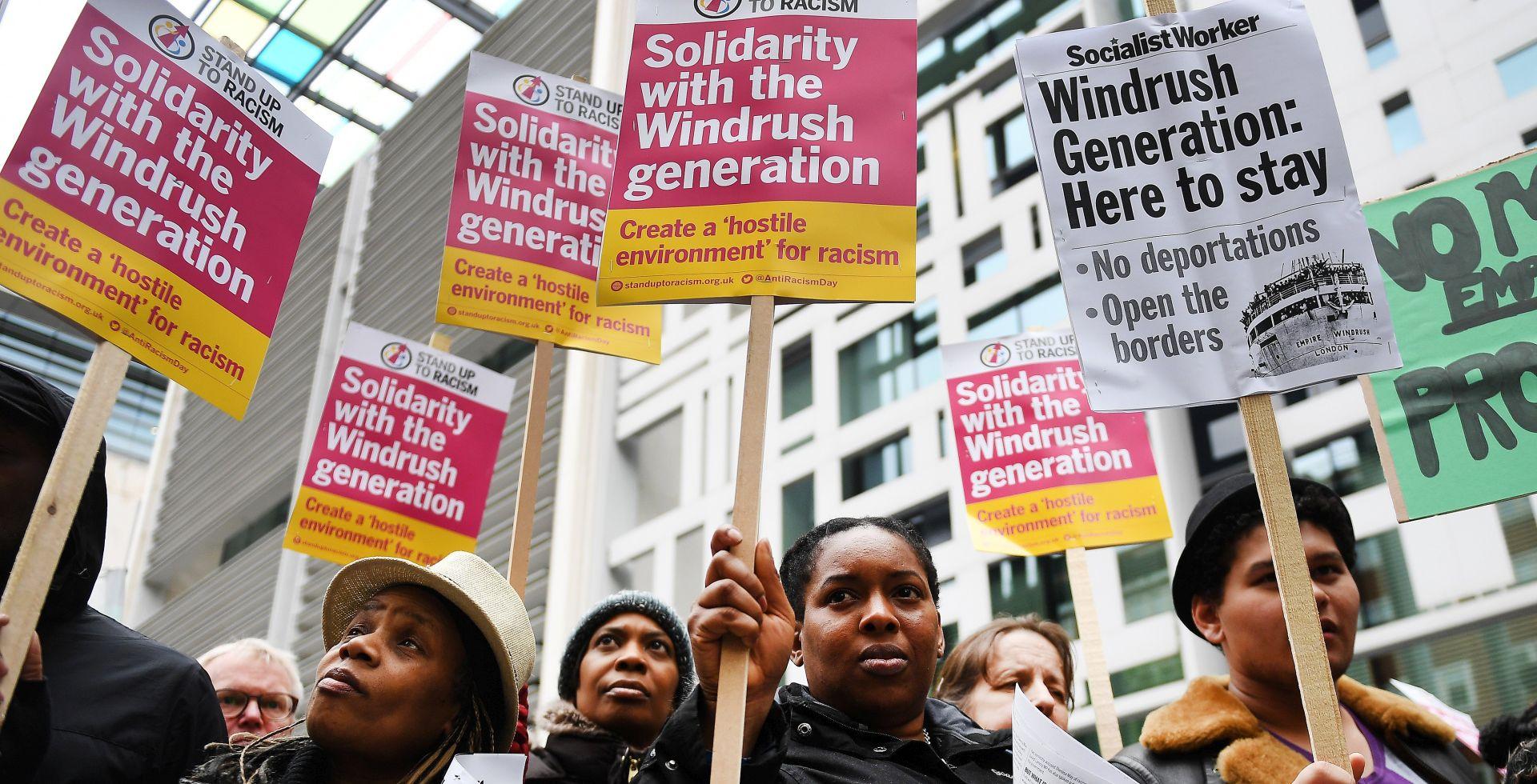 Britanska ministrica unutarnjih poslova podnijela ostavku