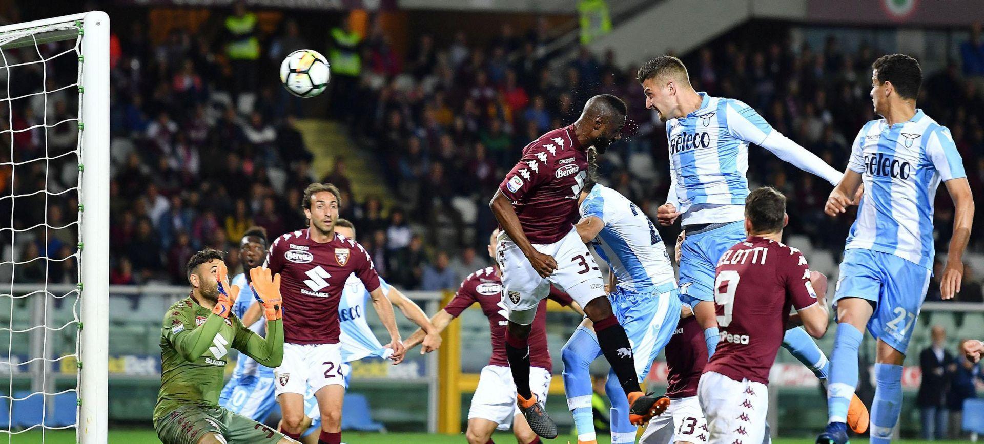 VIDEO: Lazio golom Milinkovića-Savića 'srušio' Torino