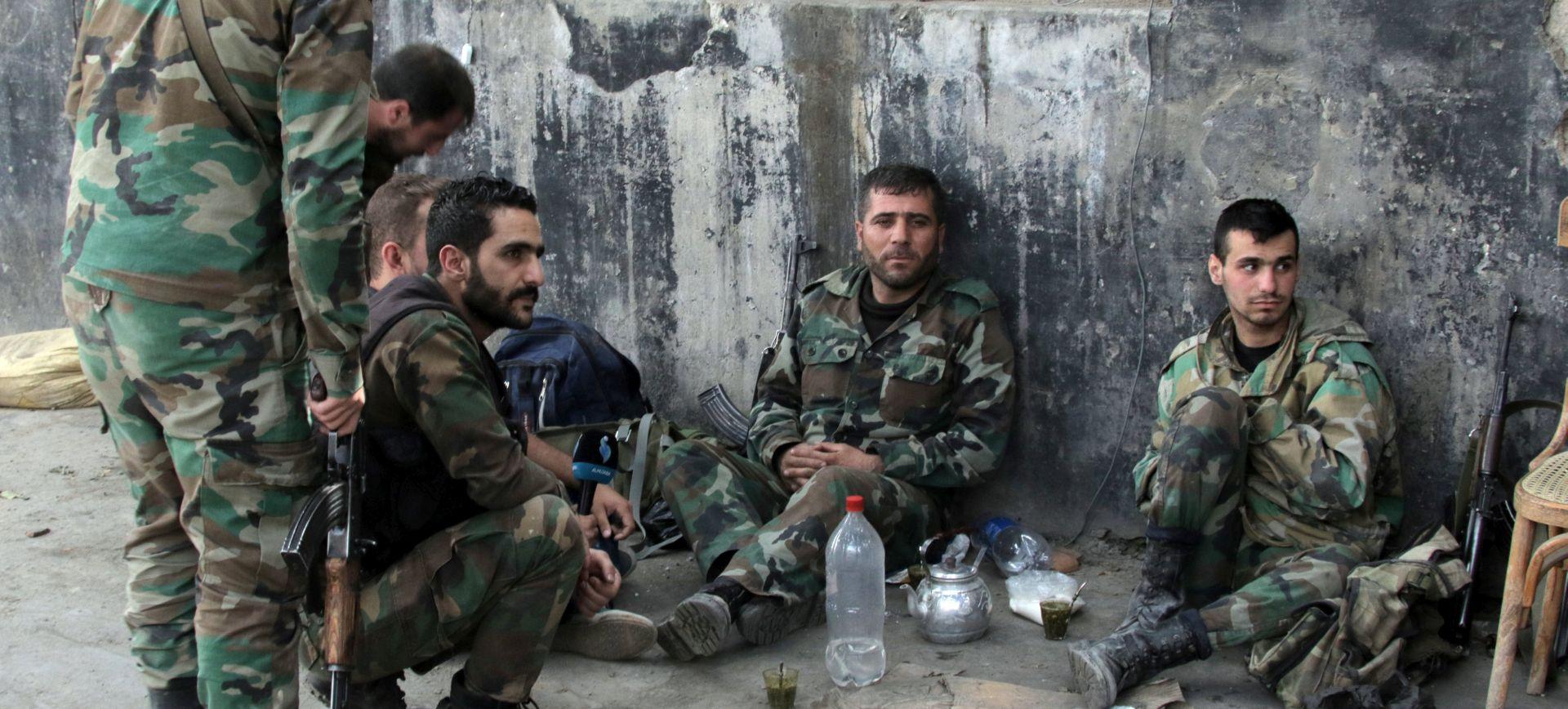 26 boraca ubijeno u 'vjerojatno izraelskim' zračnim napadima