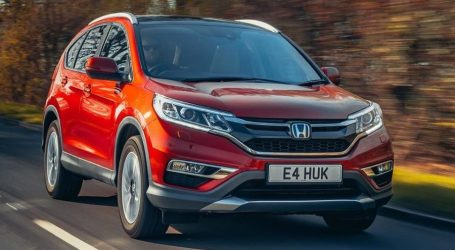 VIDEO: Pogledajmo novu Hondu CR-V 2018