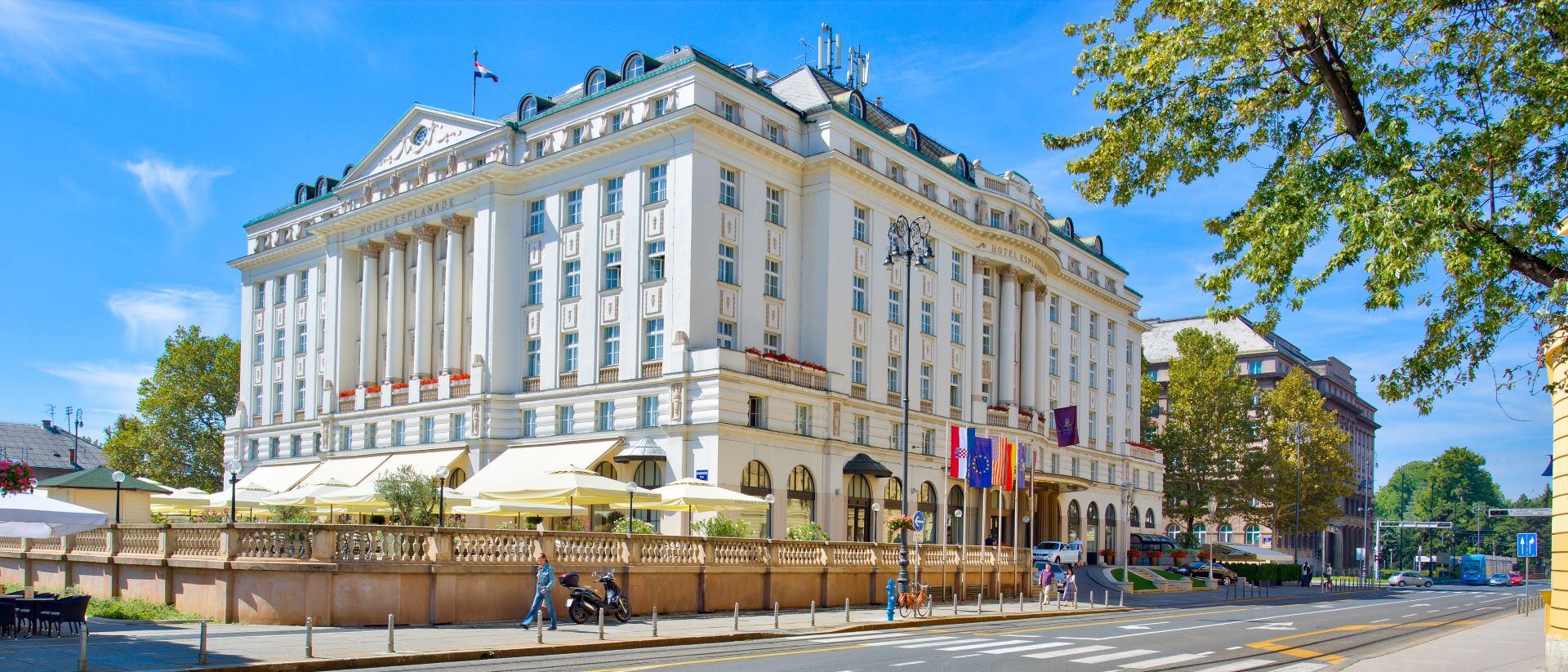 Riznica nagrada hotela Esplanade obogaćena s tri nova hotelijerska Oscara