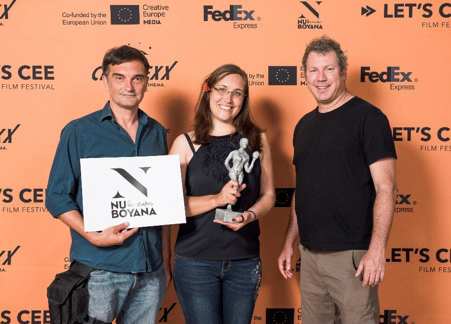 LET'S CEE FILM FESTIVAL Slovensko-hrvatski film u kojem glumi Leon Lučev osvojio nagradu za najbolji igrani film
