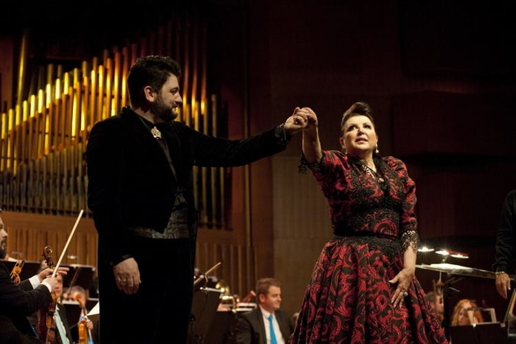Yusif Eyvazov i Maria Guleghina za spektakularan završetak ciklusa Lisinski arioso