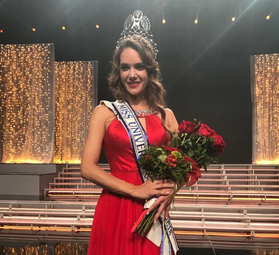 Mia Pojatina je Miss Universe Hrvatske 2018