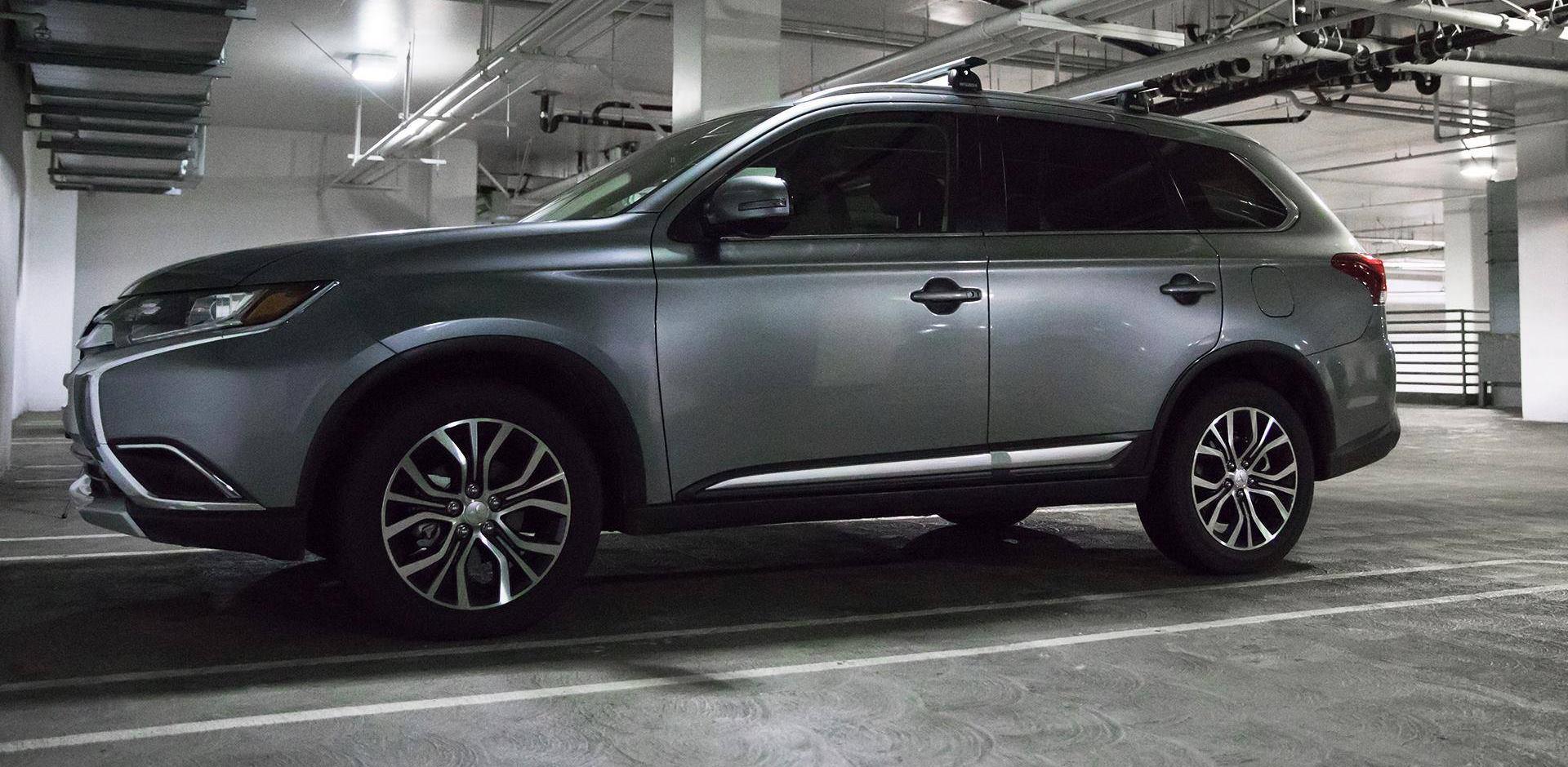 VIDEO: Stari-novi vladar cesta Mitsubishi Outlander 2018