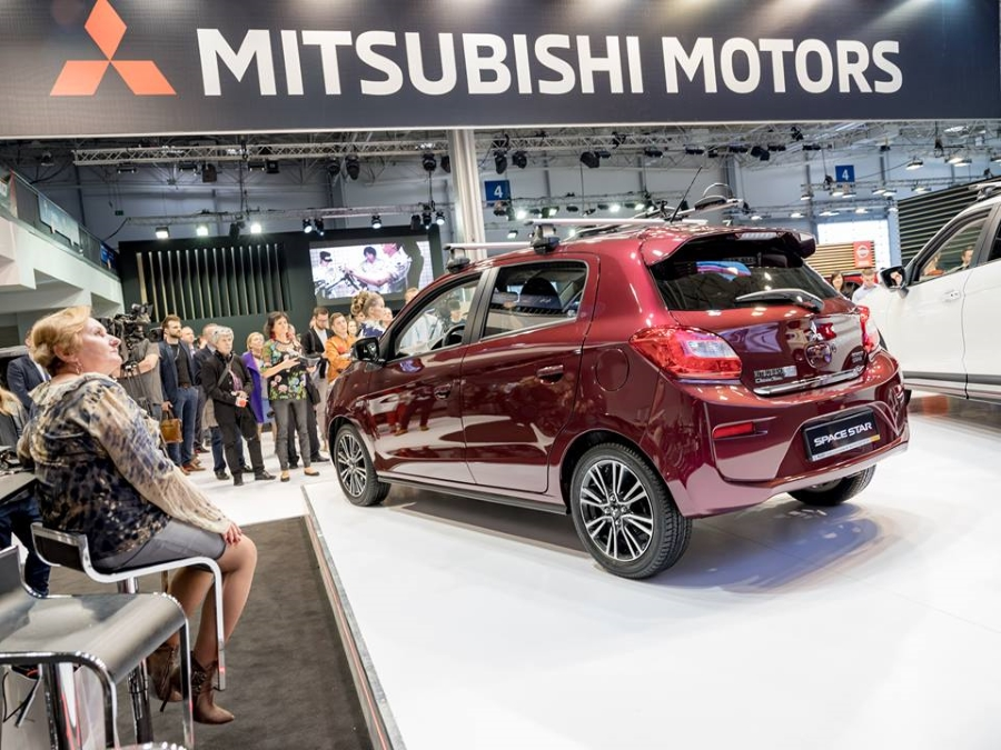 VIDEO: Redizajnirani gradski model Mitsubishi Space Star