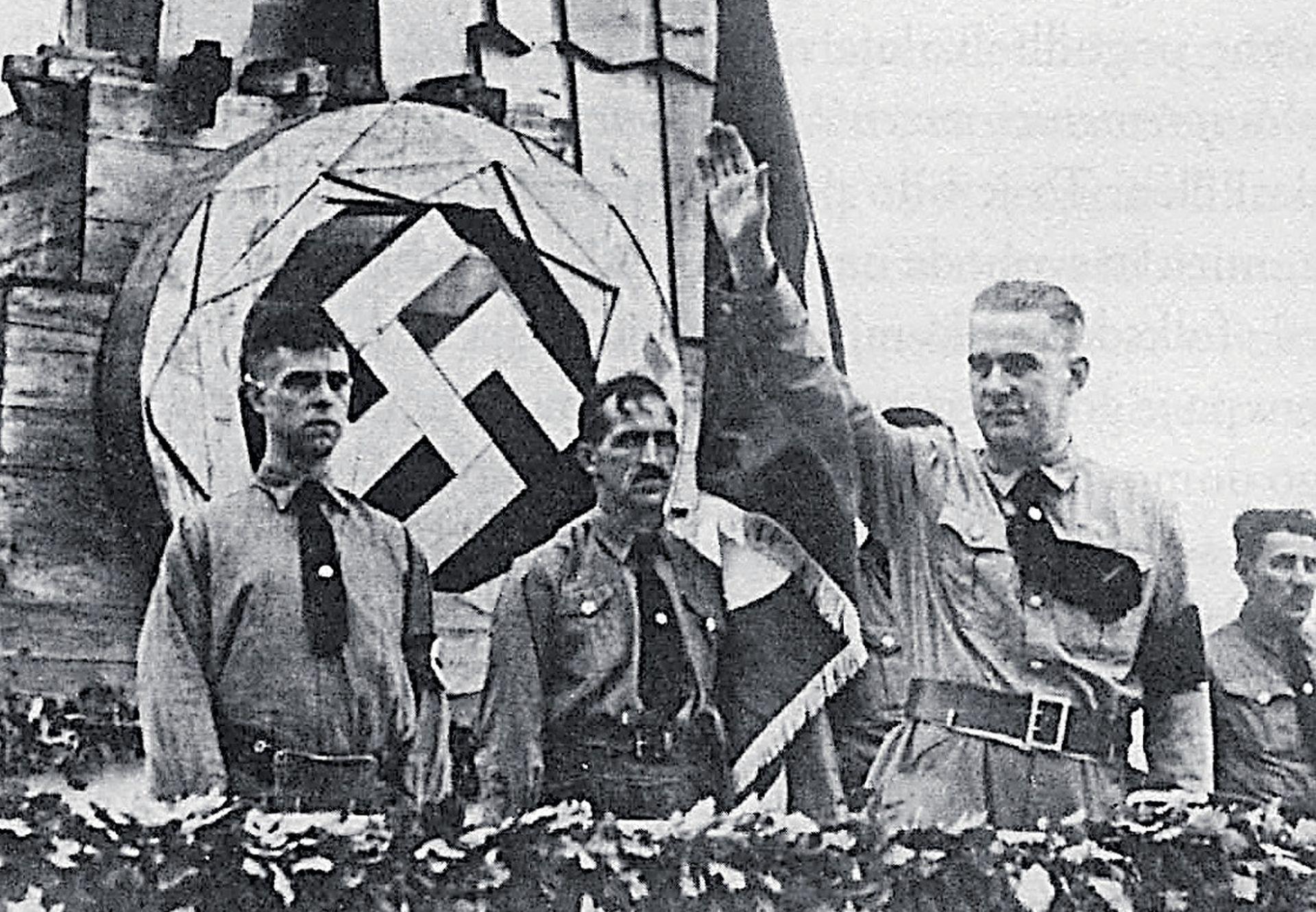 'Globočnik je dokaz da uspon nacionalizma na kraju vodi u rat'