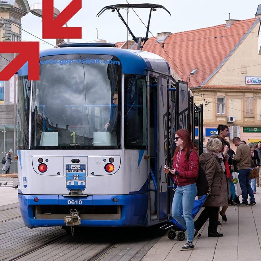TELE2 korisnici mogu kupiti kartu u javnom prijevozu grada Osijeka putem aplikacije