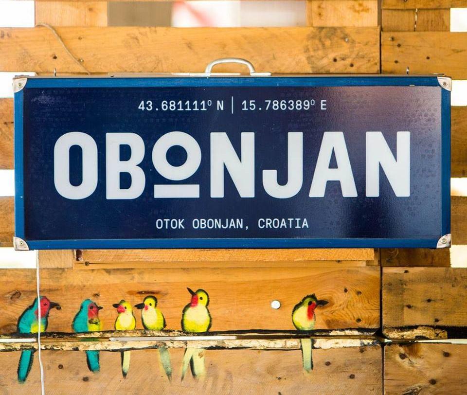 Na otoku Obonjanu se trenutno odmara i zabavlja 300 posjetitelja iz SAD-a
