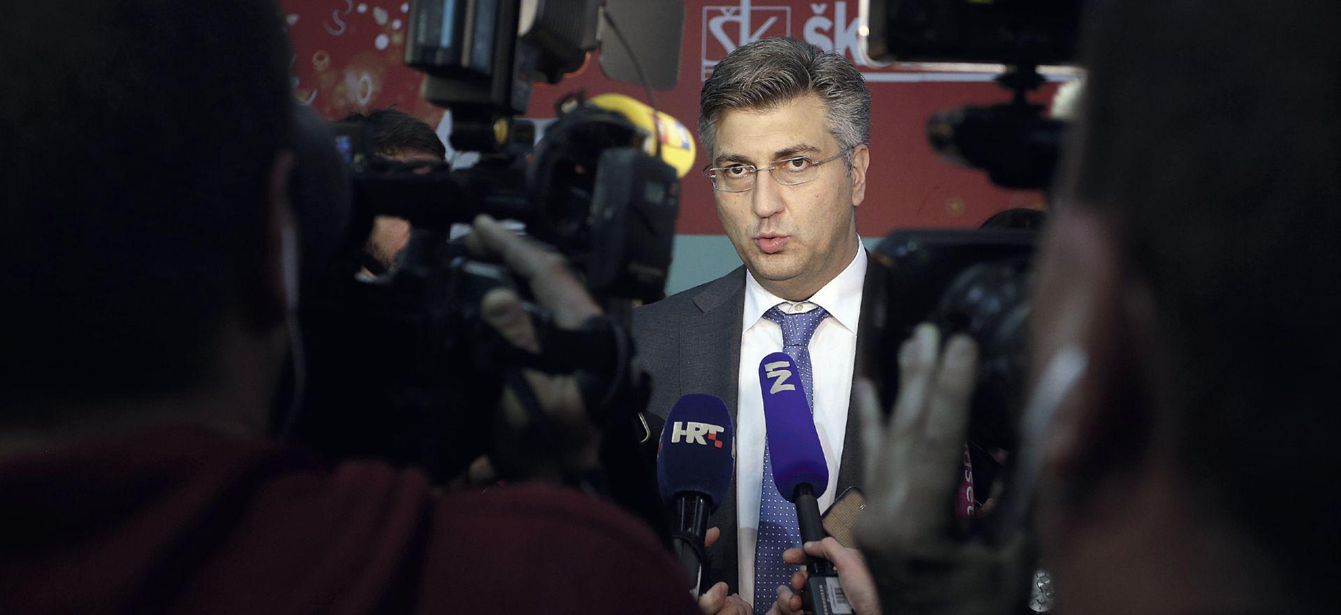 Plenković planira smijeniti Stiera i Kovača – ili raspisati izbore